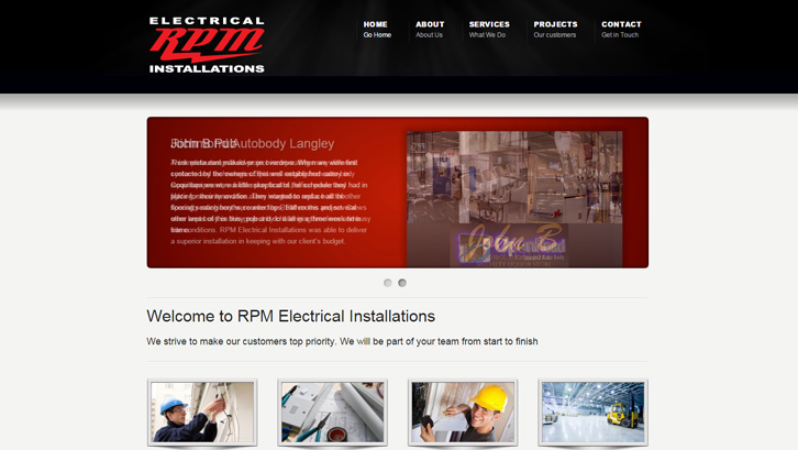RPM Electrical Installations