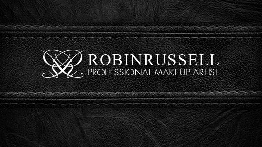 robin russell Makeup artist
