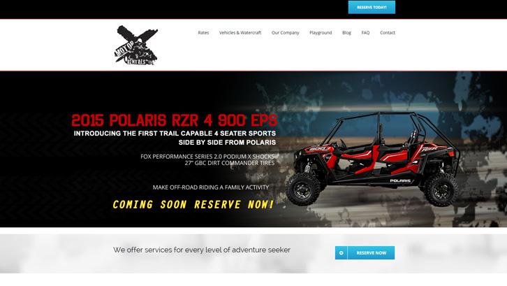 X-Motor Rentals