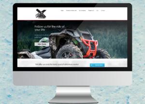 X-Motor Rentals Website