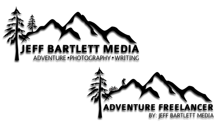 Jeff Bartlett Media and Adventure Freelancer Logos